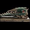 Celtic Earth Dragon Incense Burner