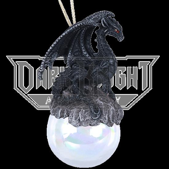 Checkmate Dragon Ornament
