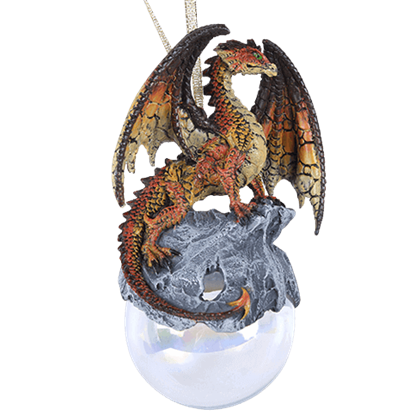 Hyperion Dragon Ornament