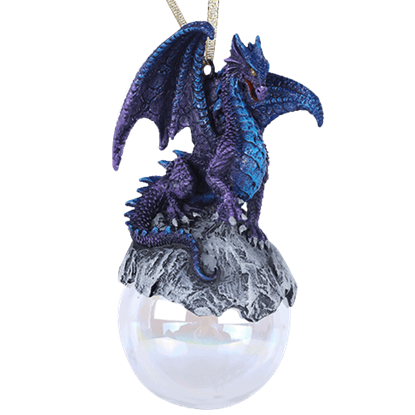 Talisman Dragon Ornament