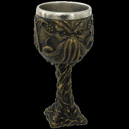 Cthulhu Wine Goblet
