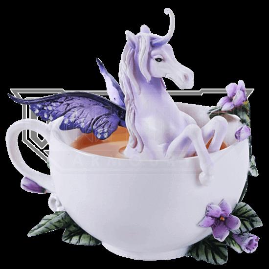 Enchanted Unicorn Tea Cup