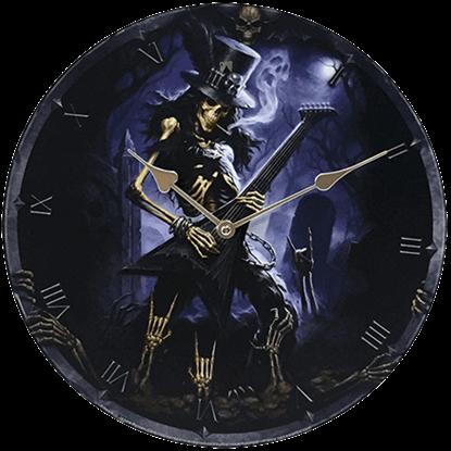 Play Dead Clock