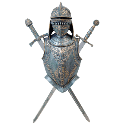 Knight Armour Plaque