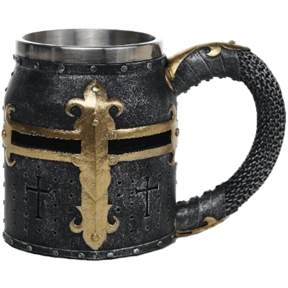 Crusader Knight Helm Mug