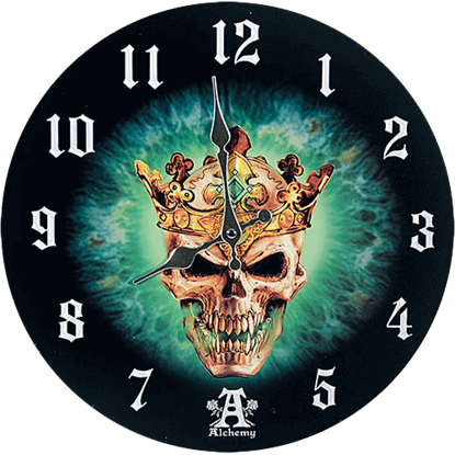 Prince of Oblivion Wall Clock