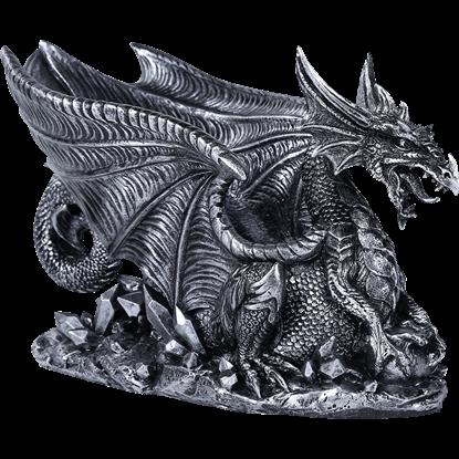 Guardian Dragon Wine Holder