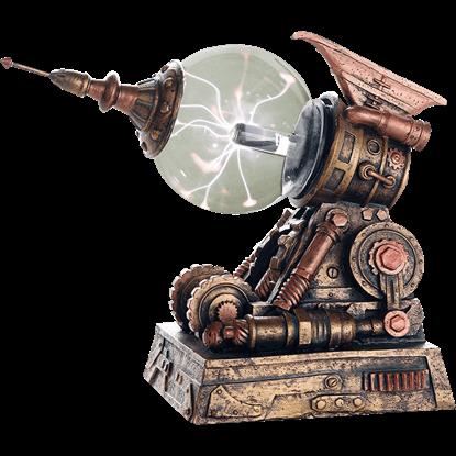 Steampunk Ray Gun Plasma Ball