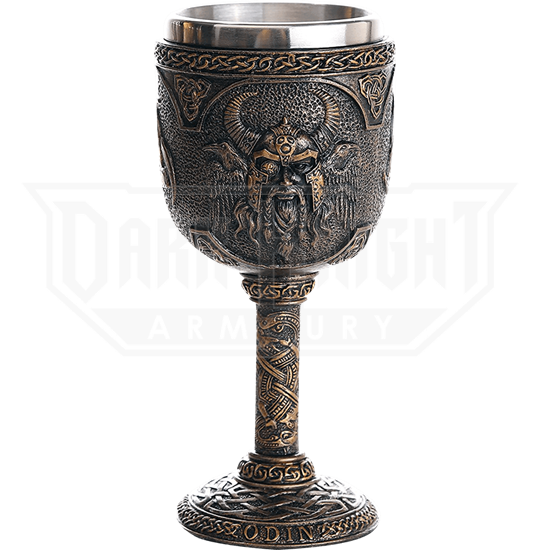 All-Father Odin Goblet