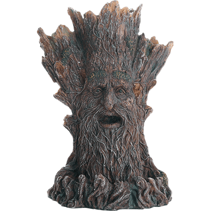 Greenman Backflow Incense Burner