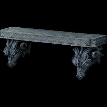 Dragon Wall Shelf