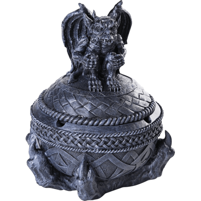 Gargoyle Ashtray Box