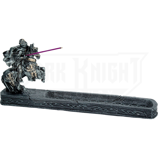 Cavalry Knight Incense Burner
