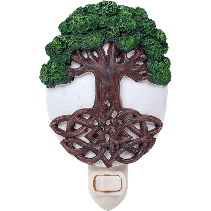 Celtic Tree of Life Night Light