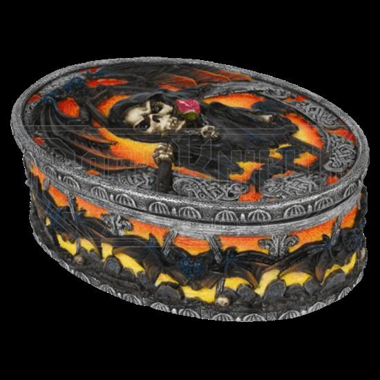 Grim Reaper Trinket Box