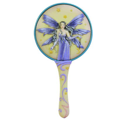 Celestiana Hand Mirror by Molly Harrison