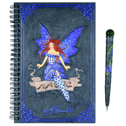 Magic Journal Set by Amy Brown
