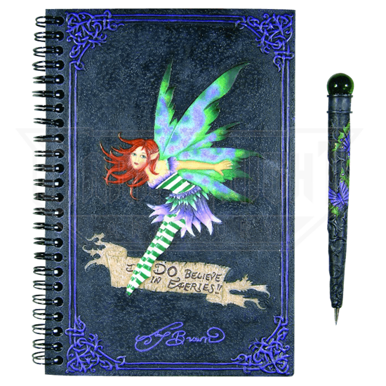 I Do Believe in Fairies Journal Set by Amy Brown
