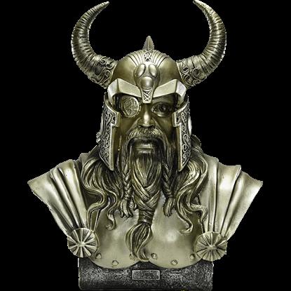 Odin Bust Statue