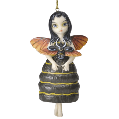 Beetle Wings by Jasmine Becket Griffith