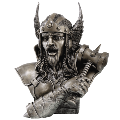 Thor Bust Statue