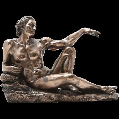 Bronze Creation of Man 1 Statue