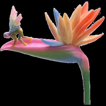 Bird of Paradise Stem Flitty Fairy Flower