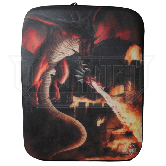 Incineration Tablet Cover by Tom Wood