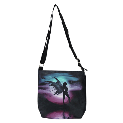 Twilight to Starlight Shoulder Bag by Julie Fain