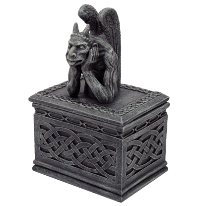 Inquisitive Gargoyle Box