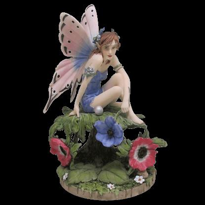Anemone Fairy Statue