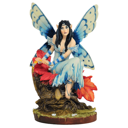 A Touch of Frost Fairy Statue