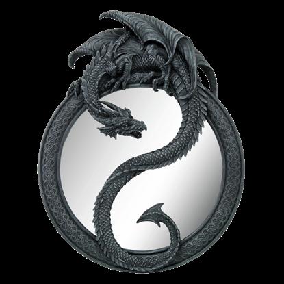 Infinity Dragon Mirror