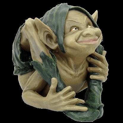 Flexible Garden Goblin Statue