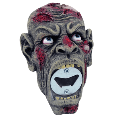 Biting Zombie Bottle Opener