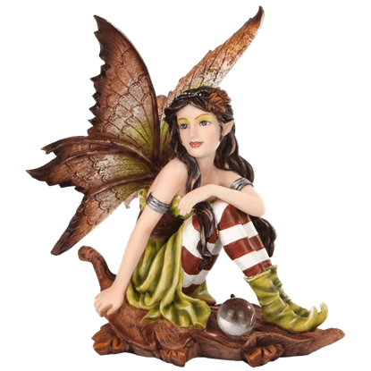 Autumn Fairyland Fairy Statue