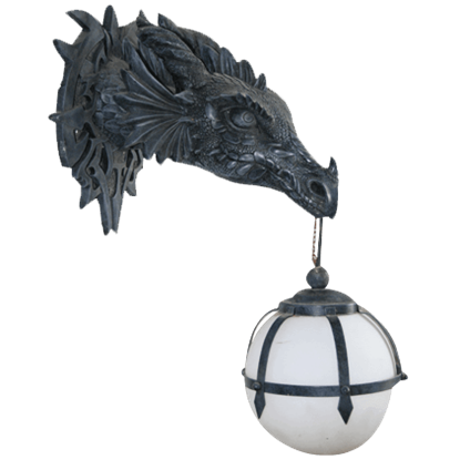 Dragon Wall Lamp