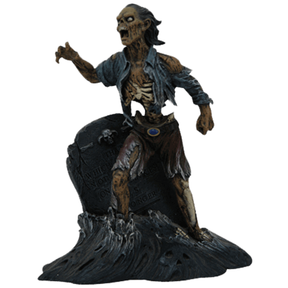 From the Grave Zombie Pirate Statue