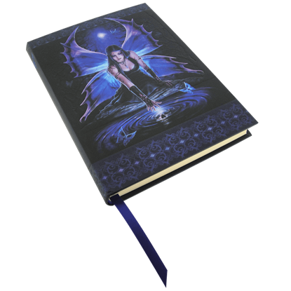Embossed Immortal Flight Notebook