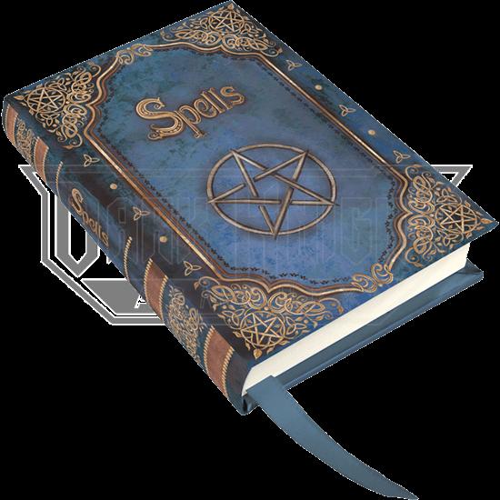 Book of Spells Mini Journal