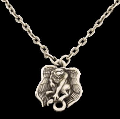 Renaissance Griffin Necklace