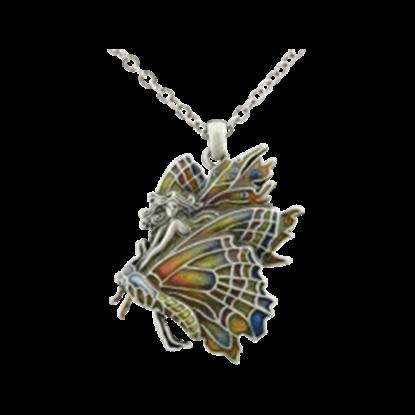 Chrysalis Fairy Necklace