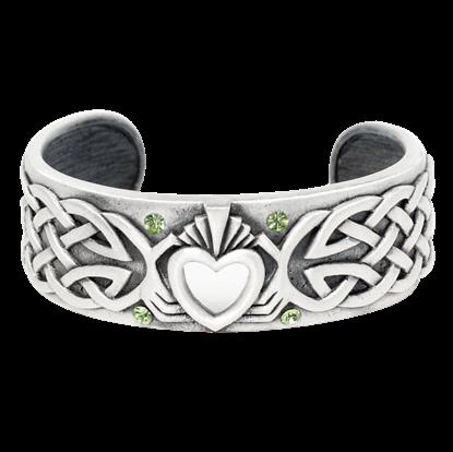 Celtic Claddagh Bracelet