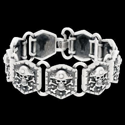 Pirate Skull Bracelet