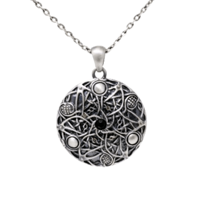 Celtic Round Necklace