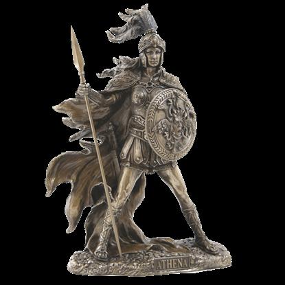 Athena - Goddess Of Wisdom And War Statue