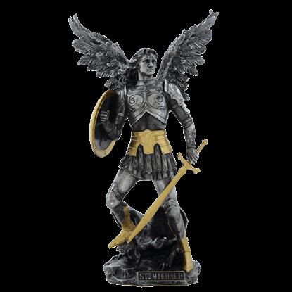 Archangel - St. Michael Statue