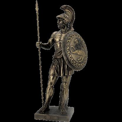 Ajax Statue