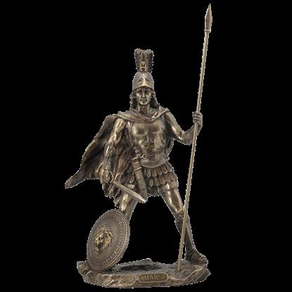 Mars God of War Statue