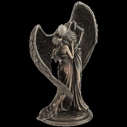 Bronze Kiss of Death